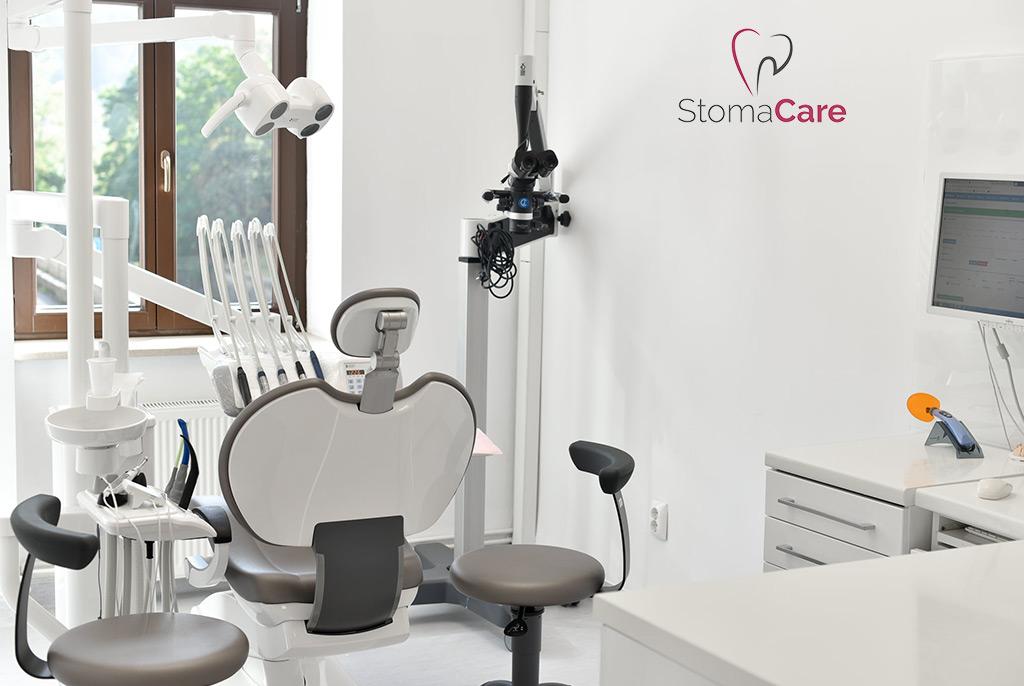Clinica Stomacare Turda – Interior Cabinet 2